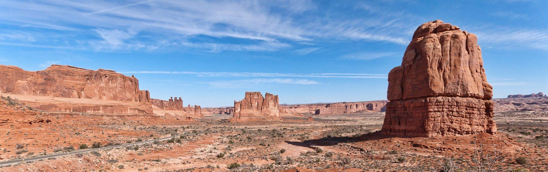 nationale parken van Colorado en Utah