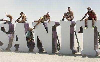 Bezoek het Burning Man Festival in de Blackrock Desert