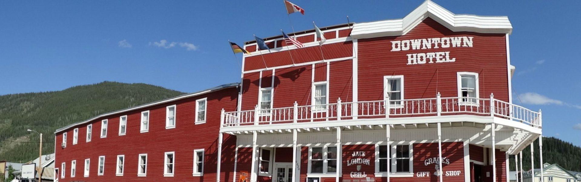Dawson City, goudzoekerscultuur in het Wilde Westen