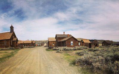 Bodie State Historic Park: bezoek de mooiste ghost town van Californië
