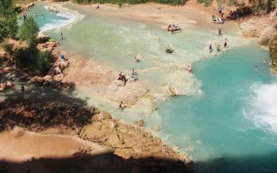 Havasu Falls, Grand Canyon: waterval van paradijselijke schoonheid
