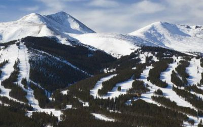 Wintersport in Breckenridge, Colorado
